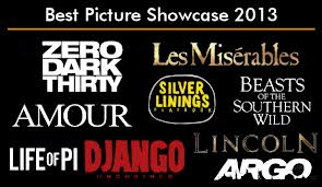 AMC Theaters Oscar Showcase 2013